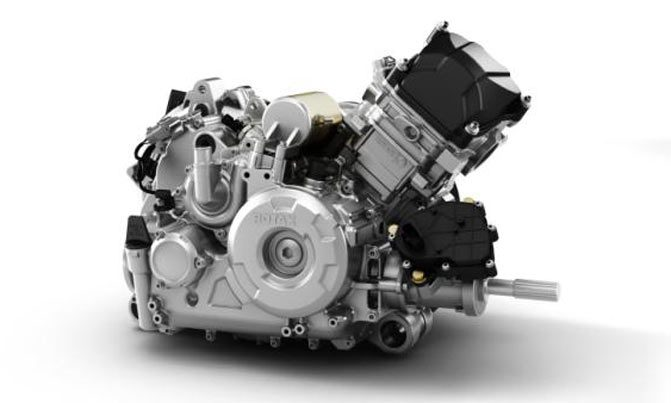 Can-Am Defender HD5 Engine