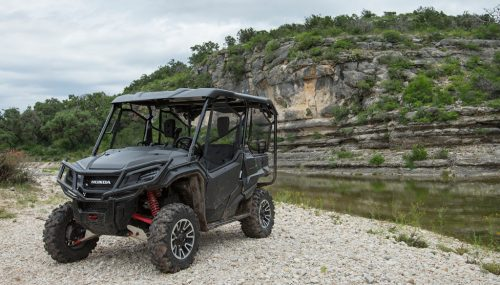 Hog Hunting Adventure With the Honda Pioneer 1000-5 LE