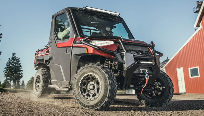 2018 Polaris Ranger XP 1000 EPS Cab