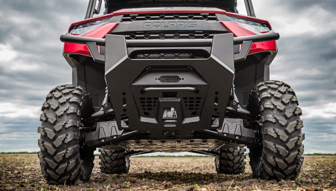 2018 Polaris Ranger XP 1000 EPS Ground Clearance