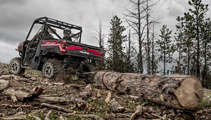 2018 Polaris Ranger XP 1000 EPS Towing
