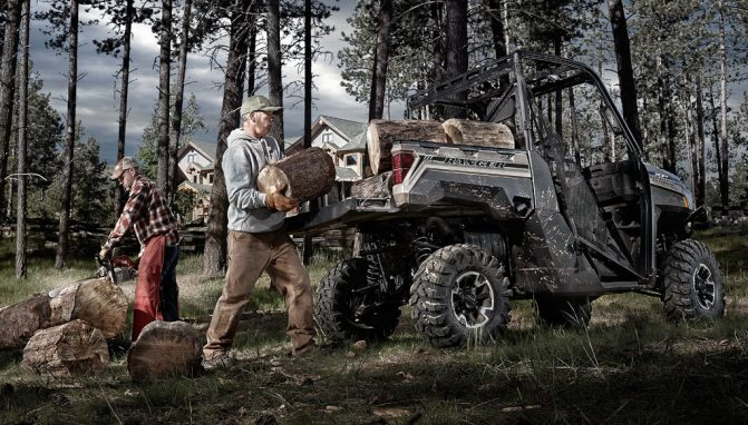 2018 Polaris Ranger XP 1000 EPS Loading