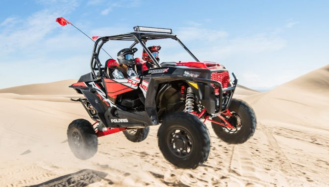 2018 Polaris RZR XP Turbo EPS Dynamix Edition Feature
