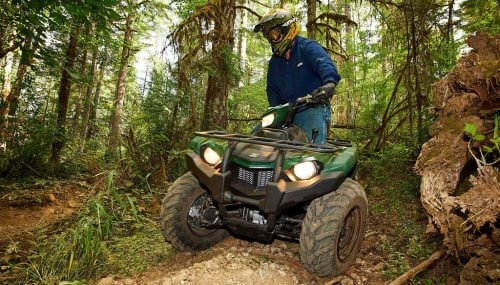 2018 Yamaha Kodiak 450 Review