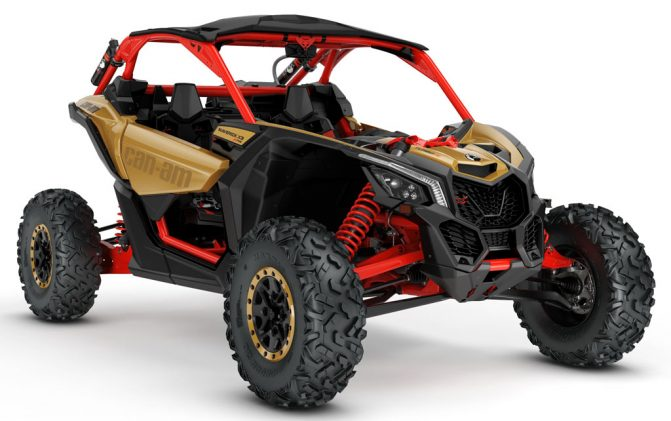 Can-Am Maverick X3 X RS Studio