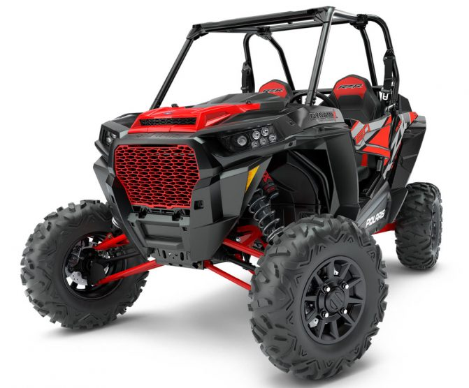 Polaris RZR XP Turbo EPS Dynamix Studio