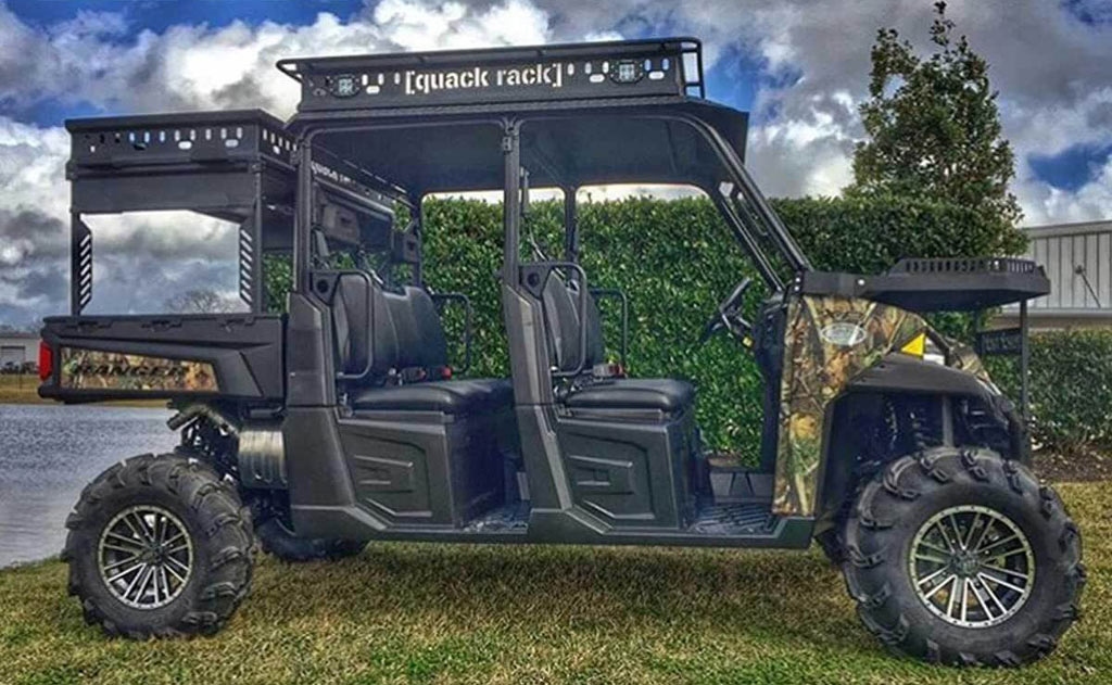 6 Ways To Help Get Your Utv Ready For Waterfowl Hunting