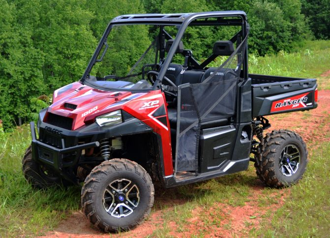 2017 Polaris Ranger XP 1000 EPS Front Left