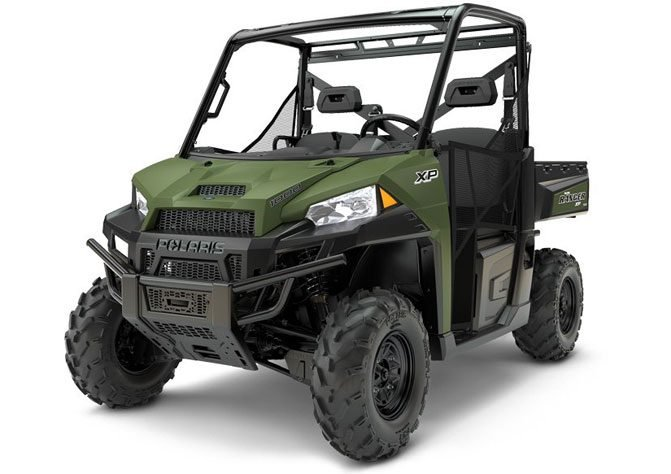 2017 Polaris Ranger XP 1000 vs. 2018 Polaris Ranger XP 1000