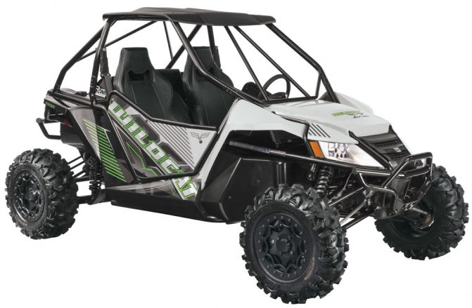 2018 Arctic Cat Wildcat X Limited Front Right