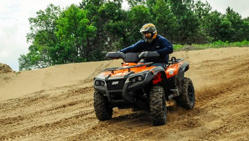2018 Argo Xplorer XRT 1000 LE Review