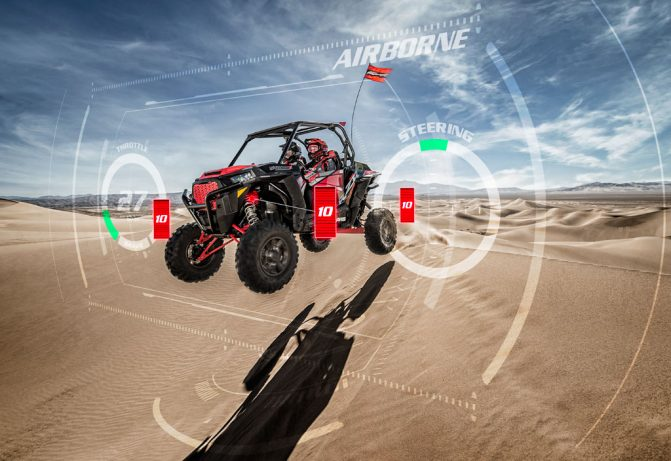 2018 Polaris RZR XP Turbo EPS Dynamix Airborne