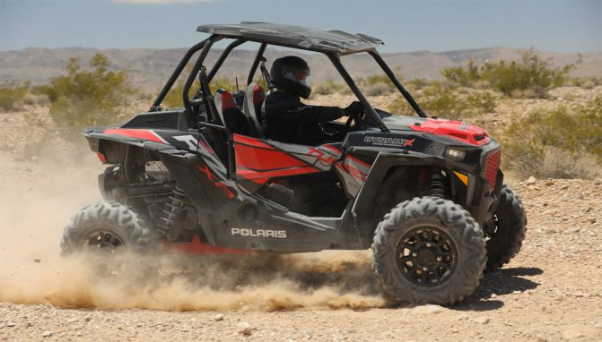 2018 Polaris RZR XP Turbo EPS Dynamix Profile
