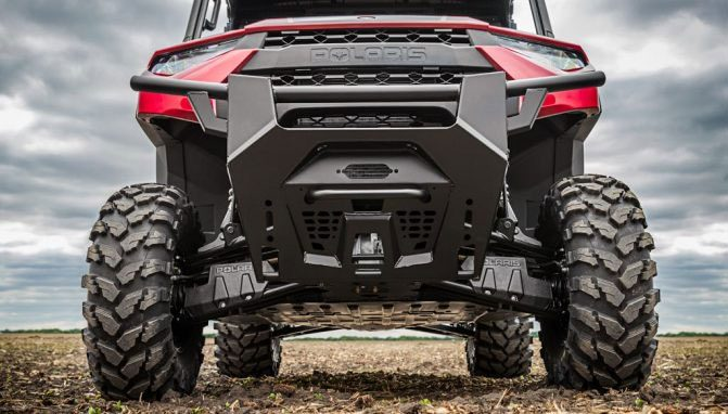 2018 Polaris Ranger XP 1000 vs. 2018 Polaris Ranger XP 1000 Ground Clearance