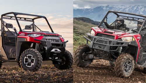 2018 Polaris Ranger XP 1000 vs. 2017 Polaris Ranger XP 1000: By the Numbers