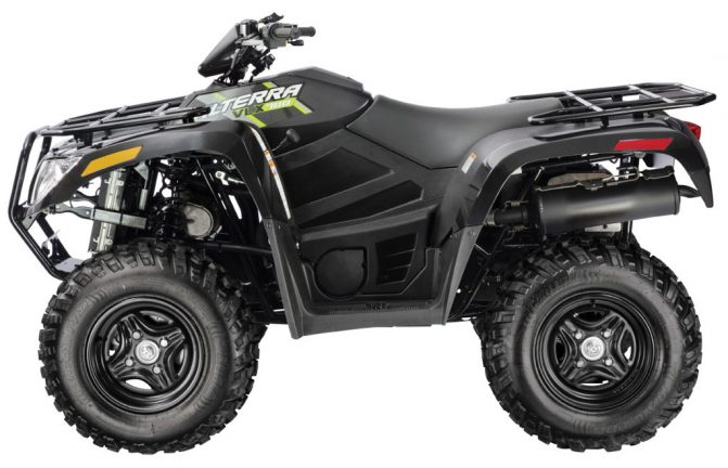 2018 Textron Off Road Alterra VLX 700 EPS Profile