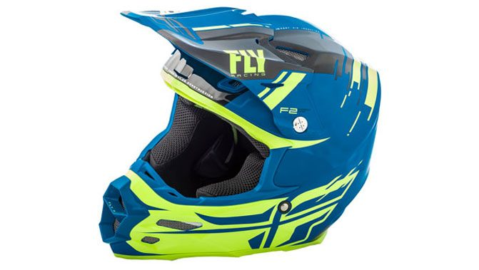 Fly Racing F2 Helmet