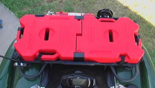 Five Best Fuel Cans for ATV and UTV Riders