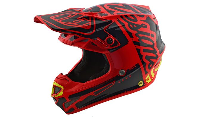 Troy Lee Designs Youth SE4 Helmet