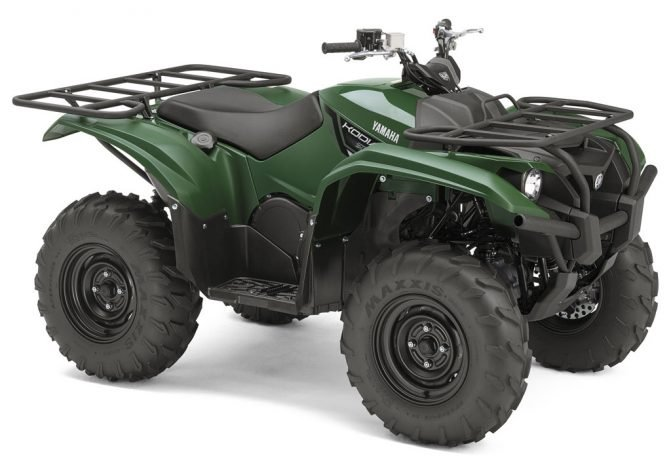 These cheap four wheelers don't skimp on quality: Yamaha Kodiak 700