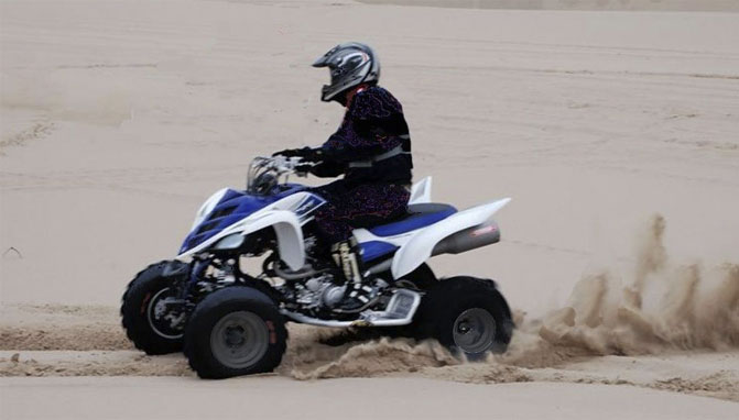 Why Does My Engine Quit When I Put It In Gear? - ATV com