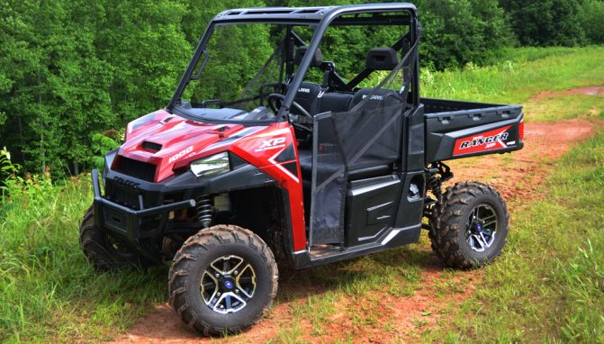 2017 Polaris Ranger XP 1000 EPS Profile