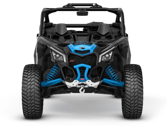 2018 Can-Am Maverick X3 X rc Turbo Front