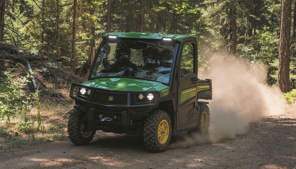 2018 John Deere Gator Xuv835 And Xuv865 Review First