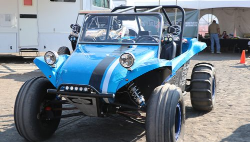 Rugged Beach Buggy: Modded Mondays