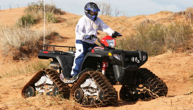 Five Best Tracks For Your Atv Or Utv Atvcom
