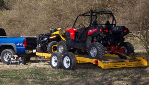 Five Best UTV Trailers