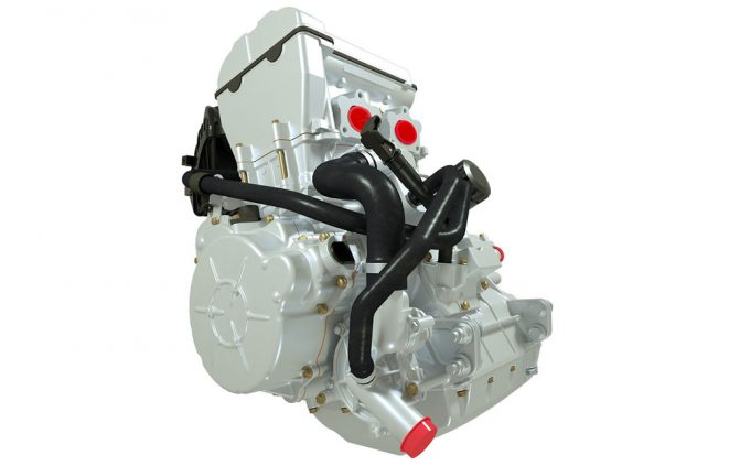 Polaris ProStar Engine