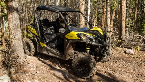 2018 Can-Am Maverick Trail 1000 Review + Video