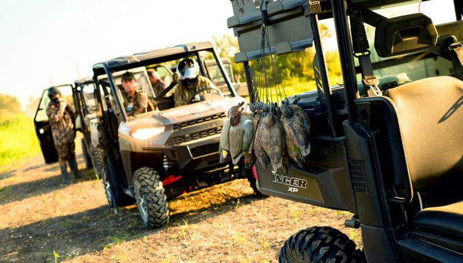 2018 Polaris Ranger XP 1000 Group