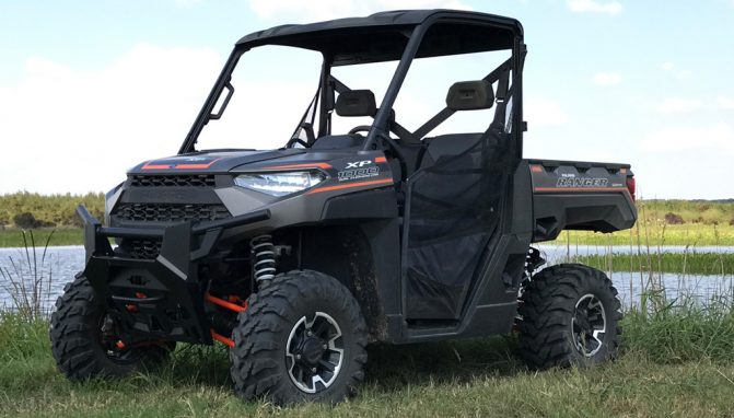 2018 Polaris Ranger XP 1000 Left