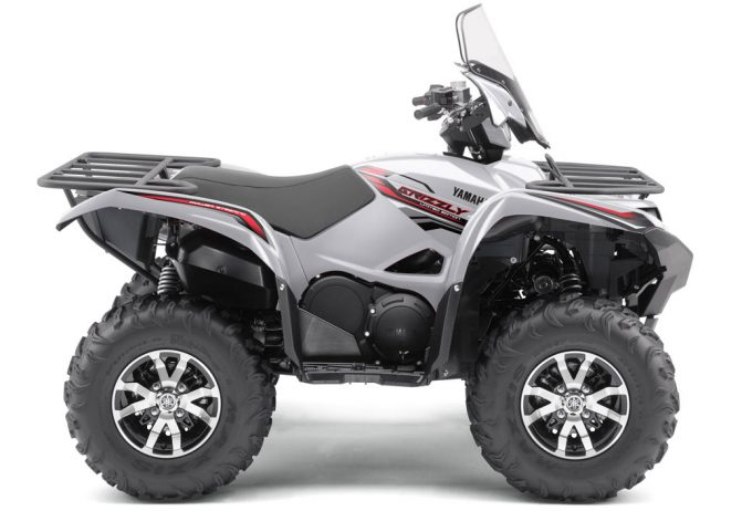 2018 Yamaha Grizzly EPS LE-Profile