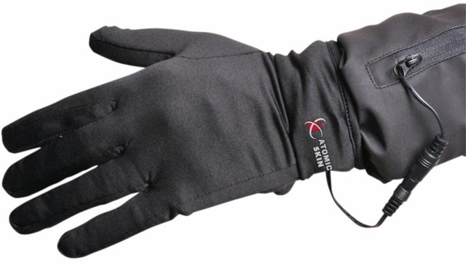 Atomic Glove Heated Liners: Best Cold Weather Riding Gloves