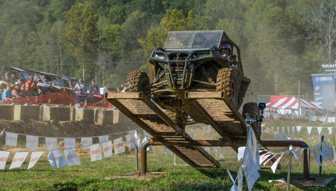 Brimstone Paragon UTV Obstacle Course