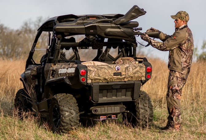 Can-Am Commander Mossy Oak Hunting Edition Field