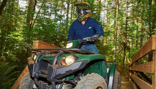 How To Choose an ATV Helmet