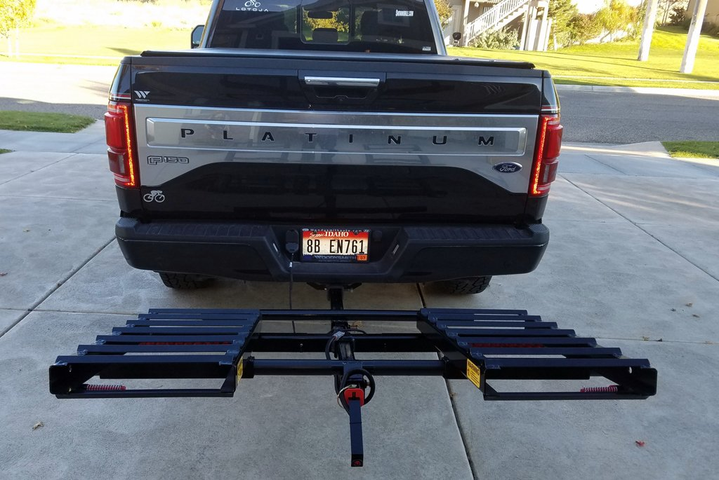 Atv Truck Ramps >> Mad Ramps Atv And Utv Pickup Loading System Review Atv Com
