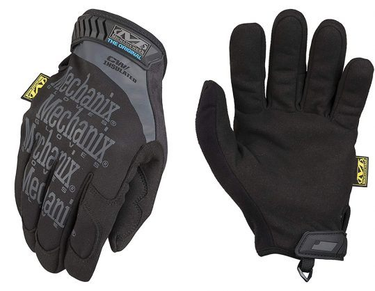 Mechanix Wear Original Cold Weather Gloves