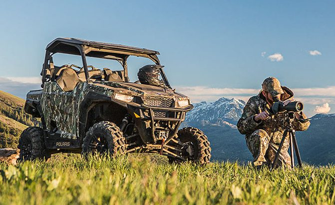 Polaris General Hunting Edition Field