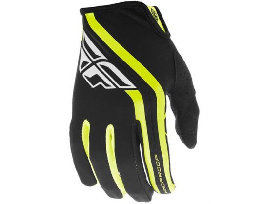 fly racing windproof cold weather glove