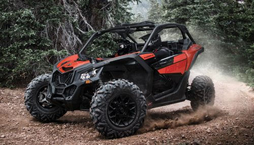 2018 Can-Am Maverick X3 900 HO Preview