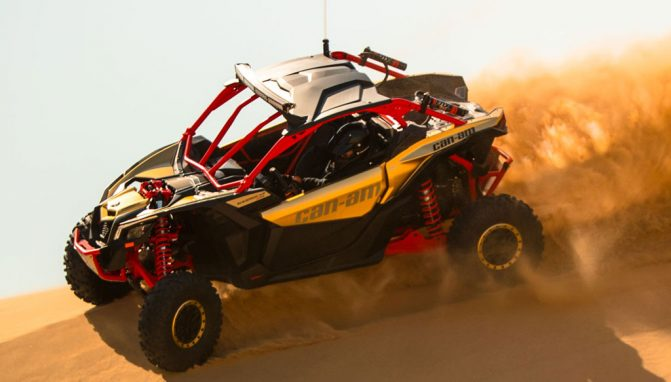 Can-Am Maverick Turbo R: Most Powerful Sport UTVs