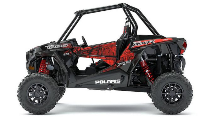 Polaris RZR XP 1000: Most Powerful Sport UTVs