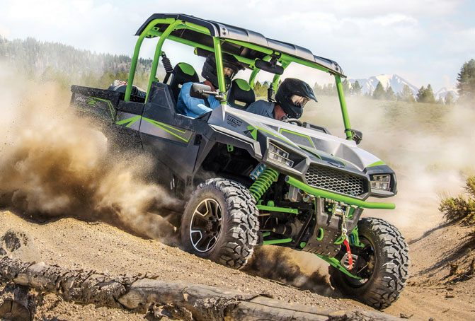 Textron Off Road Havoc X Action