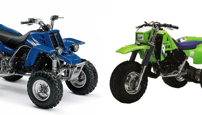 Poll: Which Popular Two Stroke Sport ATV Would You Like To