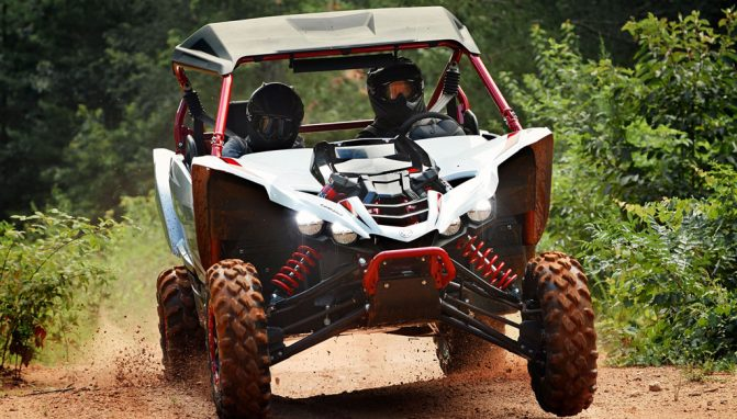 Yamaha YXZ1000R: Most Powerful Sport UTVs